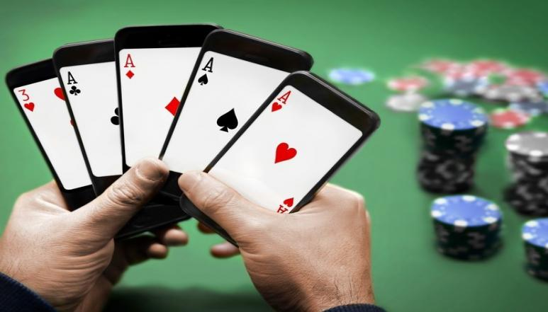 Gambling iphone apps
